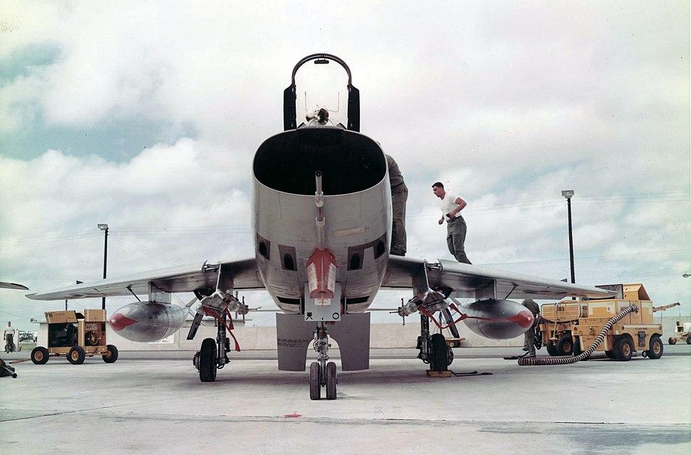 North American F-100D 060922-F-1234S-002