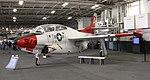 North American T-2 Buckeye, Midway Museum, San Diego, California.jpg