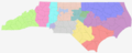 North Carolina redistricting example using Dave's Redistricting.png
