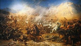 Battle of García Hernández battle