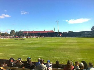 Australian National Football Council - Norwood Oval, then Australia's premier night football venue (but shown here during the day), was central to the NFL's national club competition.