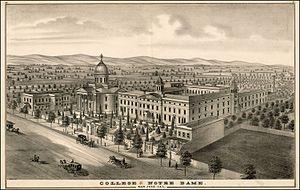Notre Dame High School (San Jose, California) - Notre Dame, San Jose est. 1851