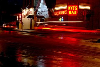 Hennepin Avenue - Image: Nye's on East Hennepin