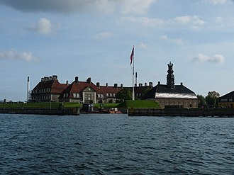 Holmen, Copenhagen - The Central Guard, Nyholm