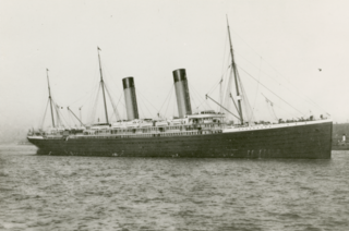 RMS <i>Oceanic</i> (1899) 1899 ship