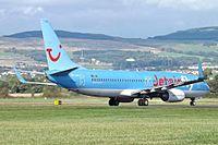 OO-JAQ - B738 - TUI fly Belgium