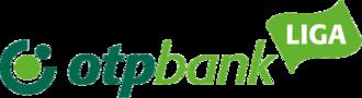 Nemzeti Bajnokság I - Image: OTP Bank Liga logo