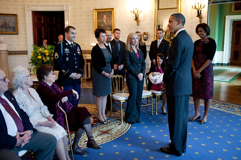 File:Obama and Salvatore Giunta's family.jpg