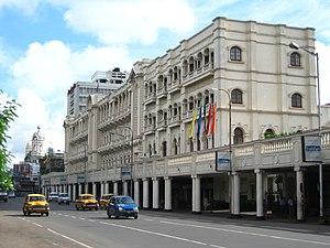 Chowringhee Road - Oberoi Grand Hotel