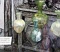 Oberwesel, römische Glasgefäße aus dem 3.- 4. Jahrhundert..jpg