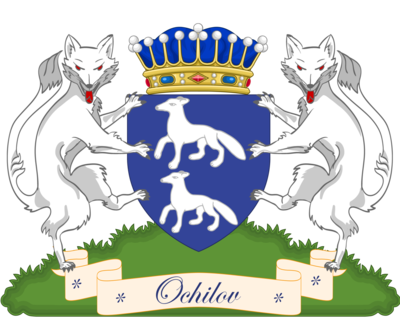 Ochilov coat of arms.png