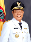 Official Portrait South Kalimantan Governor Sahbirin Noor.png
