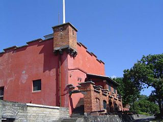 Fort San Domingo A former fort in New Taipei