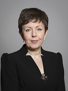 Tina Stowell, Baroness Stowell of Beeston British Conservative politician and life peer
