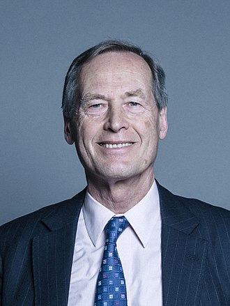 Alan Howarth, Baron Howarth of Newport - Image: Official portrait of Lord Howarth of Newport crop 2