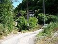 Ohrobecké údolí, brod a most u zastávky Jarov.jpg
