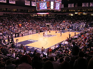 Ted Constant Convocation Center - Old Dominion's Ted Constant Convocation Center
