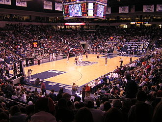 Old Dominion Lady Monarchs basketball - Ted Constant Convocation Center