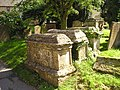 Old Tombs at St Mary's, Chipping Norton - geograph.org.uk - 1659466.jpg