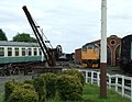 Old crane - geograph.org.uk - 903535.jpg