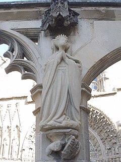 Blanche I of Navarre Queen of Navarre