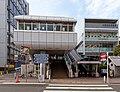 Omori Station North Exit.jpg