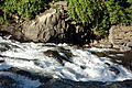 Ompompanoosuc River near Tucker Hill Road bridge - Thetford Center, VT - DSC04118.JPG