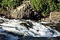 Ompompanoosuc River near Tucker Hill Road bridge - Thetford Center, VT - DSC04118.JPG