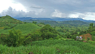 Candoni, Negros Occidental - On the Road to Candoni, Negros Occidental
