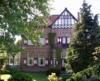 foto van Vrijstaande villa met kantoor in overgangsarchitectuur