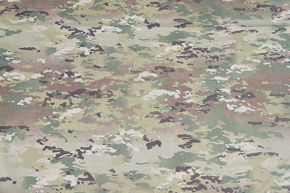 Operational Camouflage Pattern - Howling Pixel