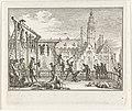 Ophanging en onthoofding van veroordeelden Illustraties vaderlandse geschiedenis (serietitel), RP-P-OB-50.819.jpg