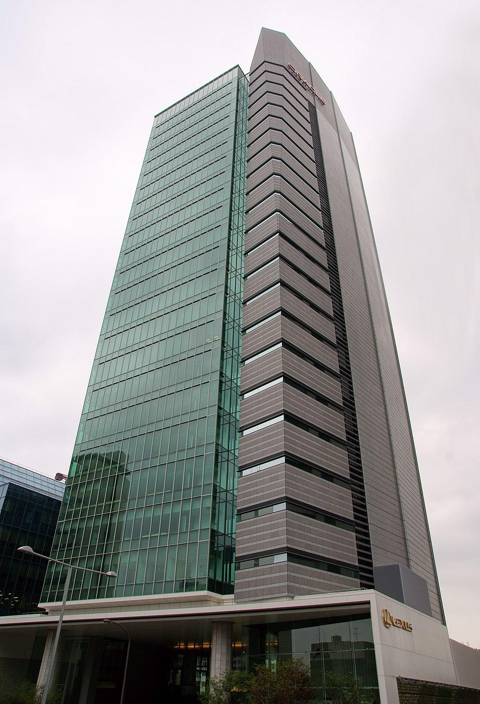 Oracle Aoyama Center 01