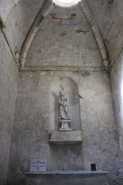 Chapelle du Saint-Pilon à Riboux.