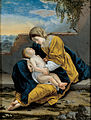 Orazio Gentileschi - Madonna and Child in a landscape - Google Art Project.jpg