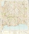 Ordnance Survey One-Inch Sheet 186 Bodmin & Launceston, Published 1961.jpg