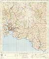 Ordnance Survey One-Inch Sheet 187 Plymouth, Published 1961.jpg