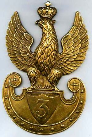 3rd Legions' Infantry Regiment - Eagle of the Regiment