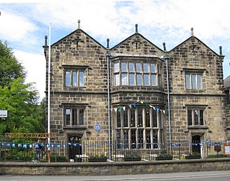 Otley - Old Prince Henry's Grammar School