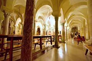 Otranto Cathedral - Crypt