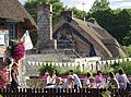 Outdoor Pub Seating with Thatched-Cottage Backdrop - Adare Village - County Limerick - Ireland (42857501894).jpg