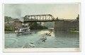 Outlet of Lake, Weirs, Lake Winnipesaukee, N. H (NYPL b12647398-68513).tiff