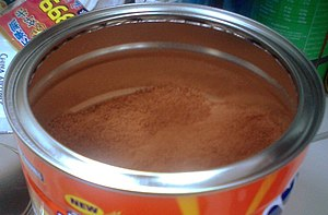 Ovaltine - Ovaltine in the can