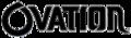 Ovation guitar logo.png
