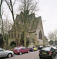 Overzicht van de noordoostgevel - Hilversum - 20414441 - RCE.jpg
