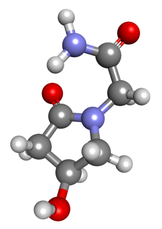 Oxiracetam - Image: Oxiracetam
