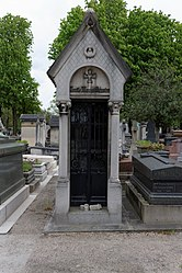 Tomb of Schuster