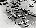 P-47Ds and P-51Ds at Lingayen April 1945.jpg