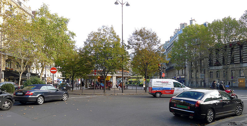 Fichier:P1140440 Paris VIII-XVII place Prosper-Goubaux rwk.jpg
