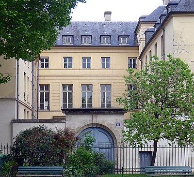 Hôtel de Vigny